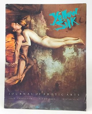 Yellow Silk: Journal of Erotic Arts No. 35, Winter 90/91. Lily Pond, Marnie Purple