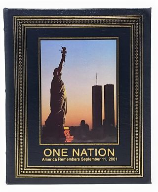 One Nation: America Remembers September 11, 2001. Robert Sullivan