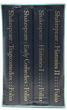 The Complete Plays: Tagicomedies, Early Comedies, Histories I, Histories II (4 of 8 Volumes)....