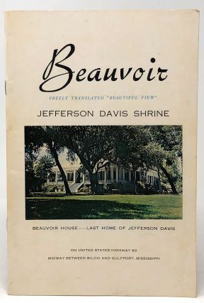 Beauvoir: Jefferson Davis Shrine