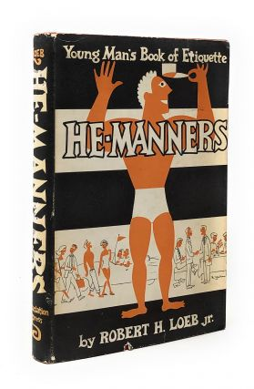 He-Manners: Young Man's Book of Etiquette