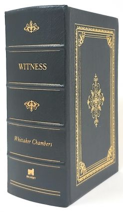 Witness. Whittaker Chambers