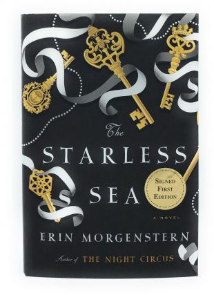 The Starless Sea. Erin Morgenstern