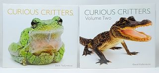 Curious Critters Volumes 1 & 2. David FitzSimmons