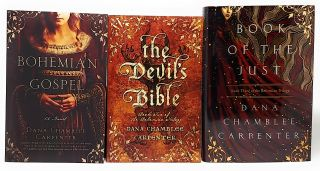 Bohemian Gospel; The Devil's Bible; Book of the Just (The Complete Bohemian Trilogy, 3 volumes)....