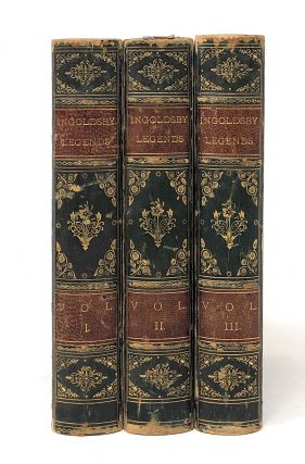Ingoldsby Legends or Mirth and Marvels [Three Volume Set]