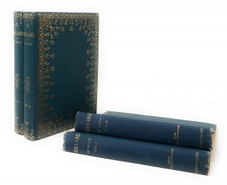 Holland in Two Volumes [Two Volume Set]