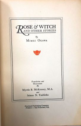 Rose & Witch and Other Stories