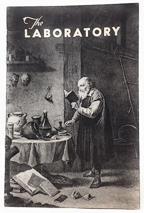 The Laboratory: For Those Interested in Keeping Informed on the Latest Developments of Laboratory...
