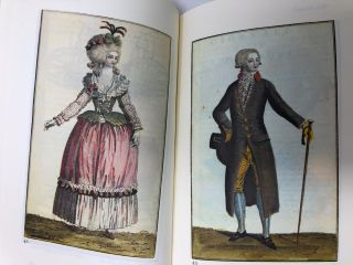 Giornale delle Nuove Mode di Francia e d'Inghilterra [Complete 3 Volume Set; Eighteenth Century Women's Fashion]