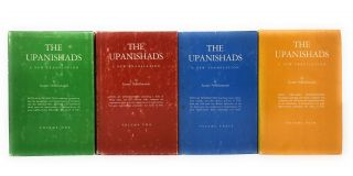 The Upanishads: A New Translation, Complete in Four Volumes [4 Volume Set]