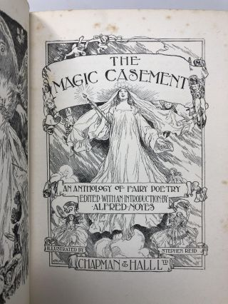 The Magic Casement: An Anthology of Fairy Poetry