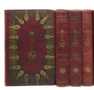 Woman in All Ages and Countries, Nine Volume Set [9 Vols.]