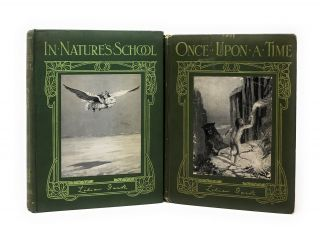 In Nature's School [and] In the 'Once Upon a Time': A Fairy Tale of Science. Lilian Gask, Dorothy...