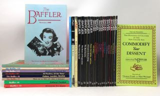 The Baffler, 29 Issues: Numbers 1, 5, 6, 7, 8, 10, 11, 13, 14, 15, 32, 33, 34, 35, 36, 37, 38,...