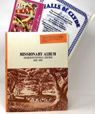 Missionary Album: Portraits and Biographical Sketches of the American Protestant Missionaries to...