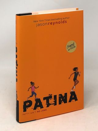 Patina (Track: Book 2). Jason Reynolds