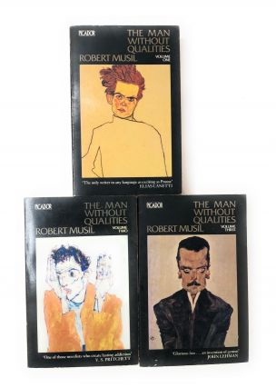 The Man Without Qualities (Complete in 3 Volumes)