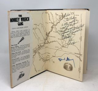 The Monkey Wrench Gang (10th Anniversary Edition, Signed)