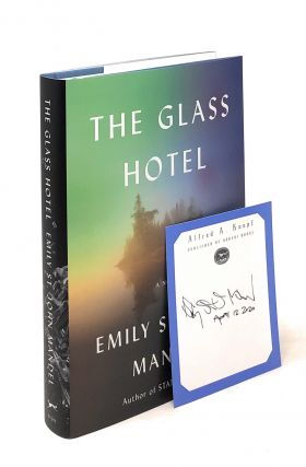 The Glass Hotel. Emily St. John Mandel