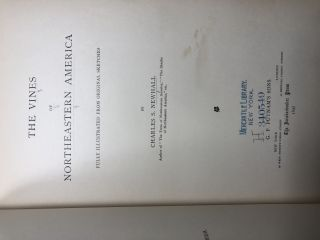 Newhall's Northeastern America, Complete in Four Volumes: The Trees of Northeastern America, The Leaf-Collector's Hand-Book and Herbarium, The Shrubs of Northeastern America, and The Vines of Northeastern America [4 Volume Set]