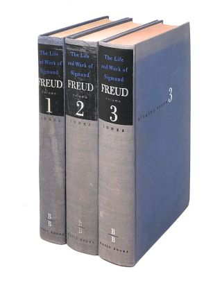 The Life and Work of Sigmund Freud, Complete in Three Volumes -- Volume 1: The Formative Years...