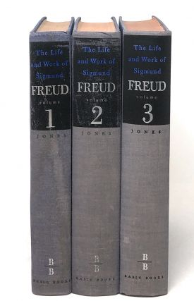 The Life and Work of Sigmund Freud, Complete in Three Volumes -- Volume 1: The Formative Years and the Great Discoveries, 1856-1900; Volume 2: Years of Maturity, 1901-1919; Volume 3: The Last Phase, 1919-1939