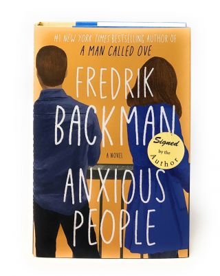 Anxious People. Fredrik Backman, Neil Smith, Trans