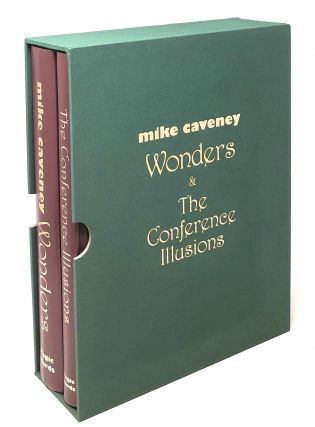 Wonders and The Conference Illusions [Complete Two Volume Set]. Mike Caveney, Jim Steinmeyer, Mac...