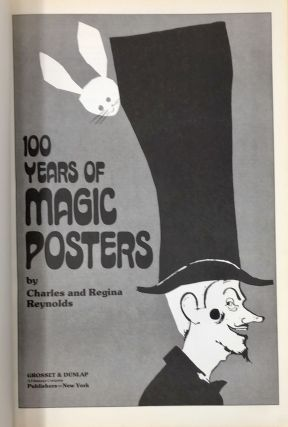 100 Years of Magic Posters [Hardcover Edition]