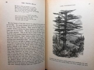 The White Hills: Their Legends, Landscape, and Poetry [The White Mountains, New Hampshire and Maine]