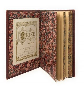 Glimpses of Nature [Victorian prize binding]