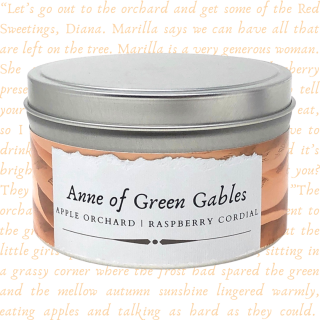 Anne of Green Gables | Literary Candle