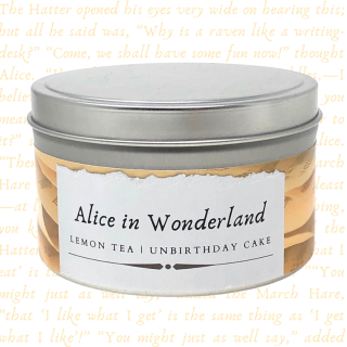 Alice in Wonderland | Literary Candle