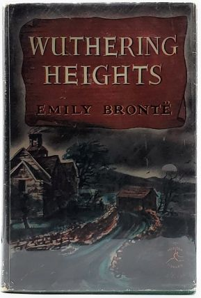 Wuthering Heights. Emily Bronte, Royal A. Gettmann, Intro