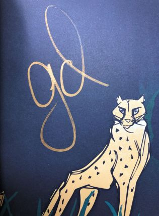Untamed [Special SIGNED Cheetah Edition]
