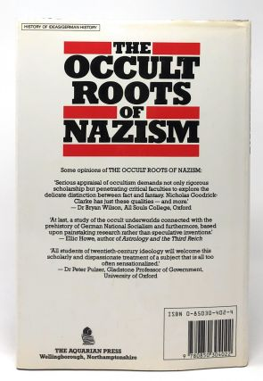 The Occult Roots of Nazism: The Ariosophists of Austria and Germany, 1890-1935