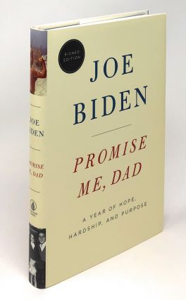 [SIGNED FIRST EDITION] Promise Me, Dad: A Year of Hope, Hardship, and Purpose