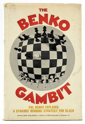 The Benko Gambit: Pal Benko Explains a Dynamic Winning Strategy for Black. Pal Benko