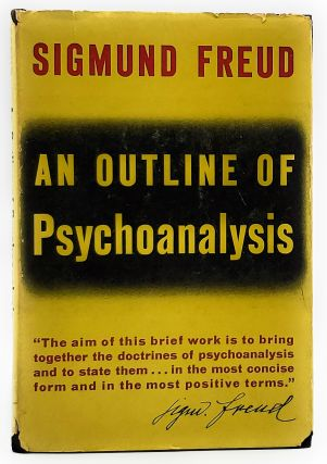An Outline of Psychoanalysis. Sigmund Freud, James Strachey, Trans