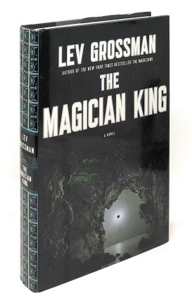 The Magician King. Lev Grossman