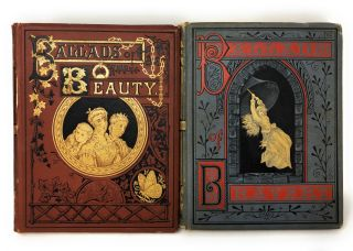 Ballads of Beauty and Ballads of Bravery [Two Volumes]. George M. Baker