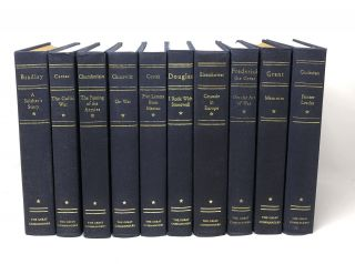 The Great Commanders 32 Volume Set Generals Military History Strategy