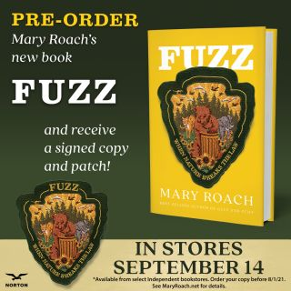 Fuzz: When Nature Breaks the Law [SIGNED COPY WITH SPECIAL PATCH]