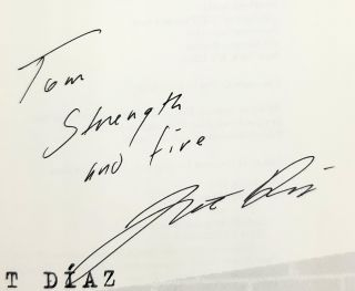 Drown [SIGNED FIRST EDITION]