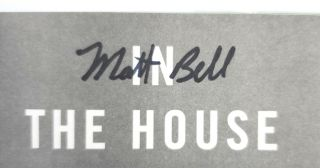 In the House Upon the Dirt Between the Lake and the Woods [SIGNED FIRST EDITION]