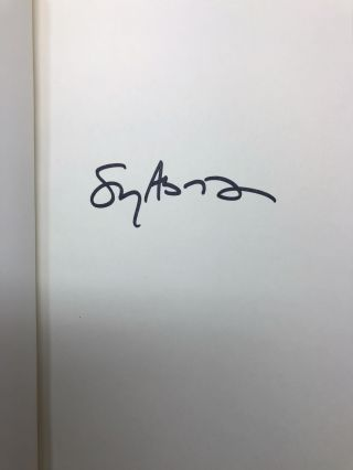 While Justice Sleeps [SIGNED FIRST EDITION]