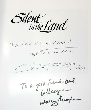 Silent in the Land [SIGNED]