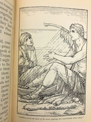 Achilles and Hector: Iliad Stories Retold for Boys and Girls